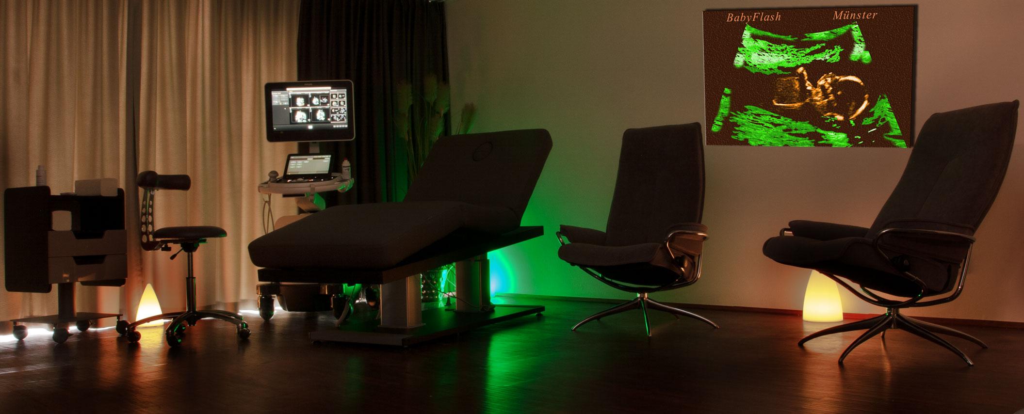 3D Ultraschall Studio